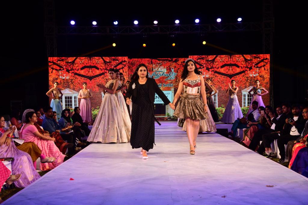 Emerging designers showcase fashion creativity on run way