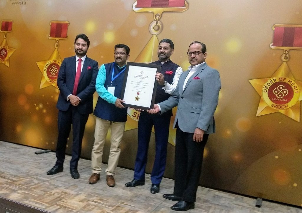 Odisha State Disaster Management Authority bags top award