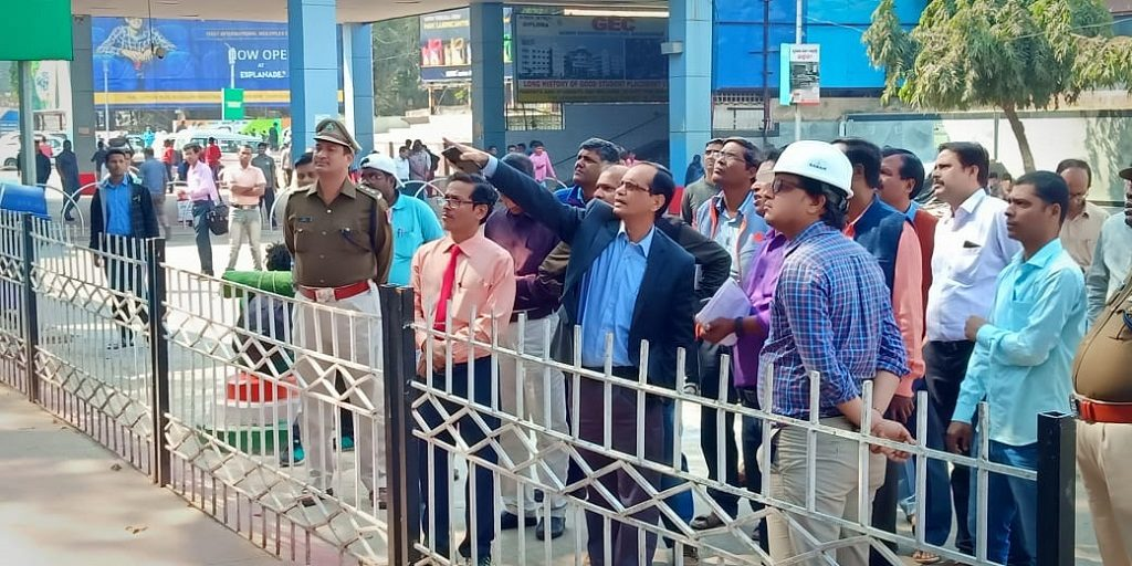 ECoR orders inquiry into Bhubaneswar station fire