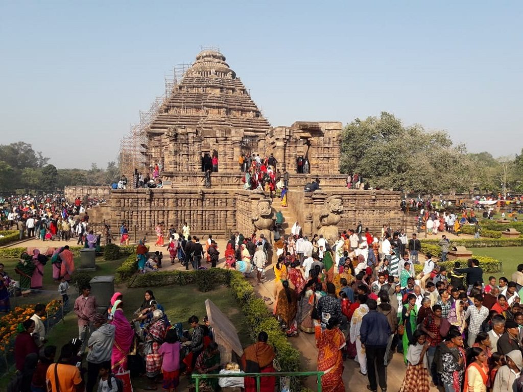 CM requests tourism minister to include Odisha in list of Iconic Sites