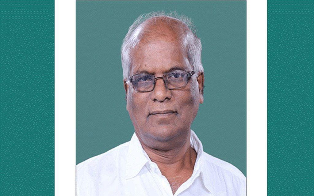 BJD MP Ladu Kishore Swain no more