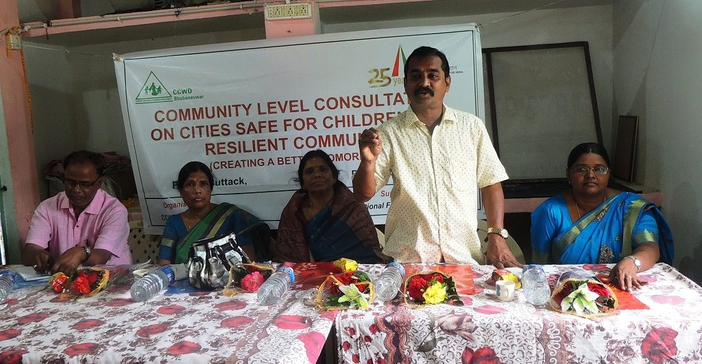 Day-long meet on safe cities for children held