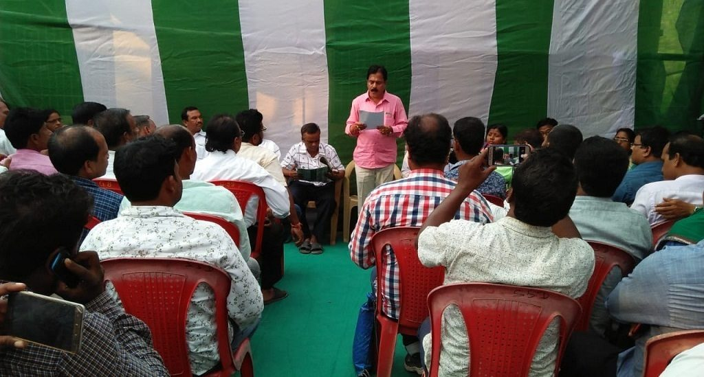 BJD MLA's supporters demand ticket for their leader, issue ultimatum