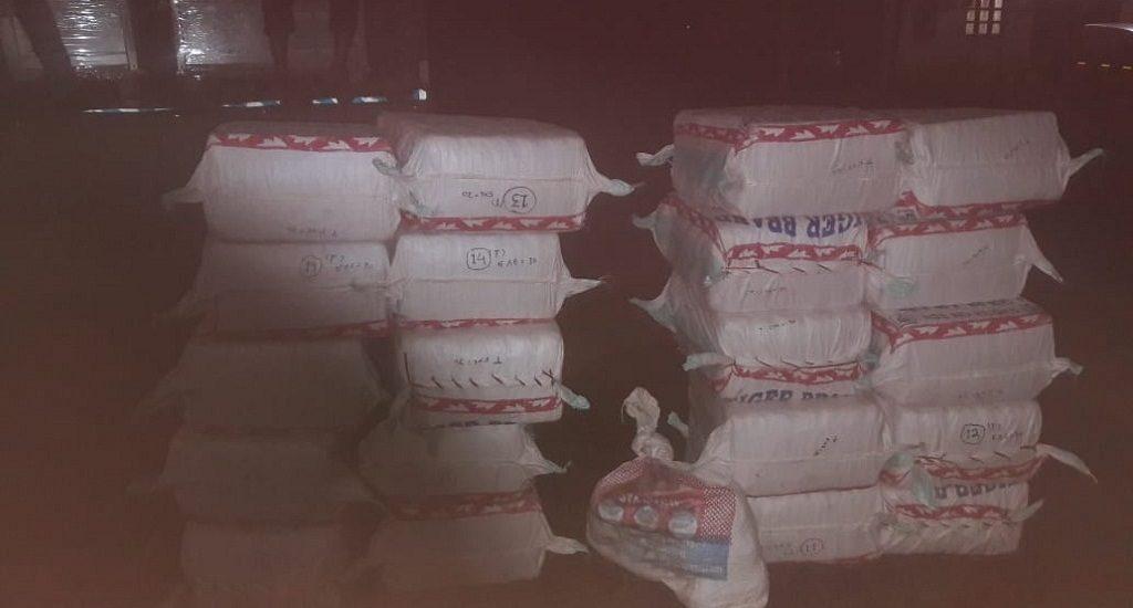 Police seize 600 kg of ganja in Chhatrapur