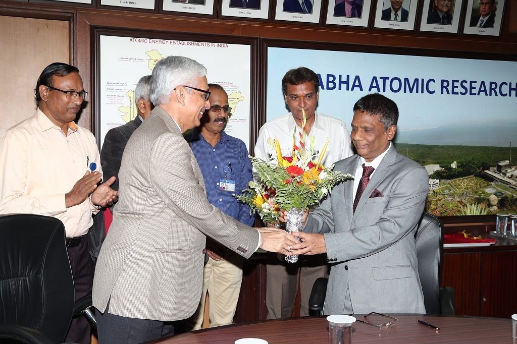 Odisha-born scientist A. K. Mohanty appointed new BARC Director