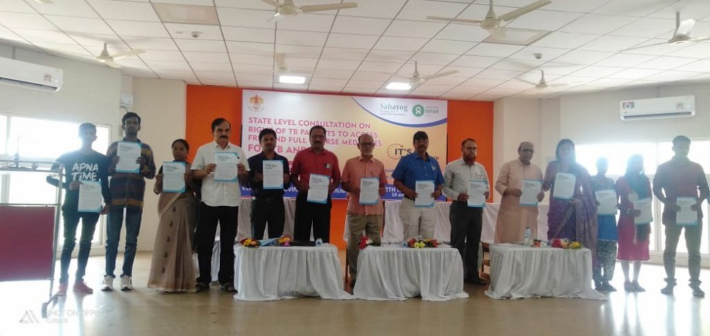 Session on awareness, rights of TB patients held