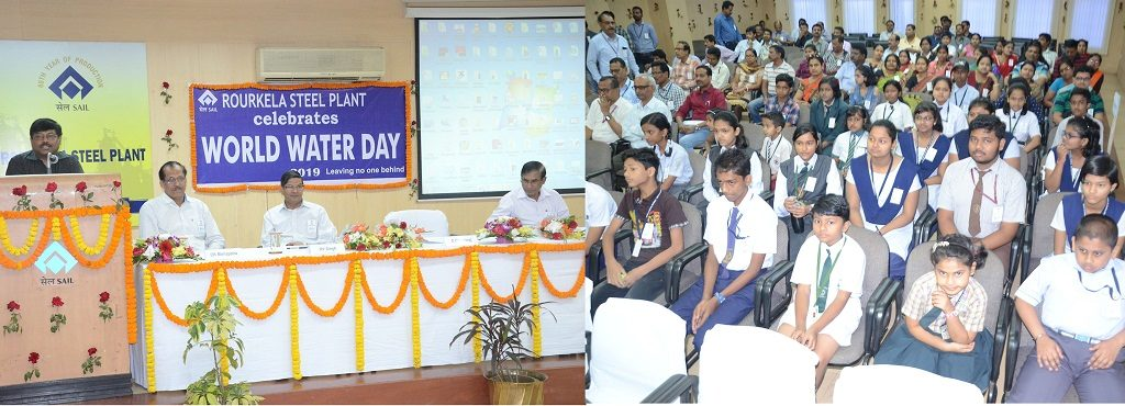 Rourkela Steel Plant employees urged to save water