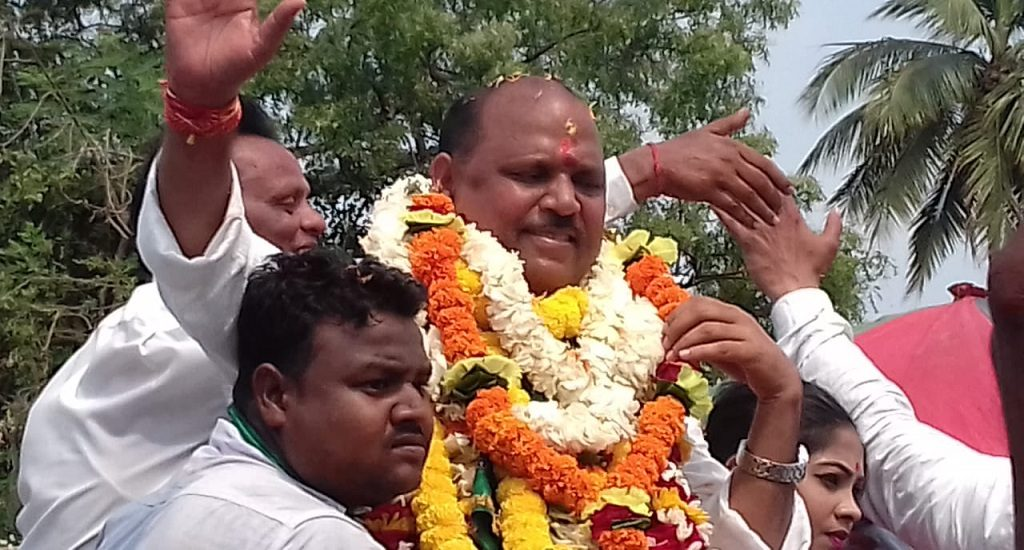 BJD, BJP candidates set to give good fight to sitting Cong MLA in Rajnagar