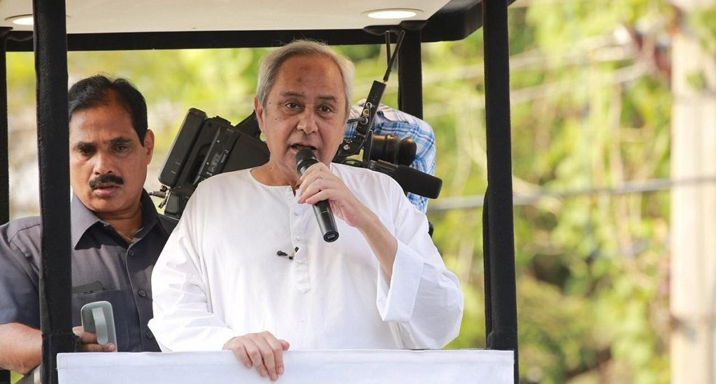 Naveen Patnaik to hold roadshows at three places today
