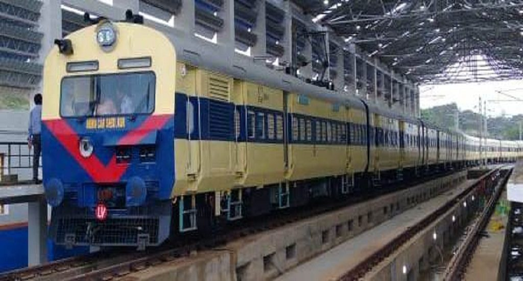 Citizenship law protest: special train to help stranded passengers