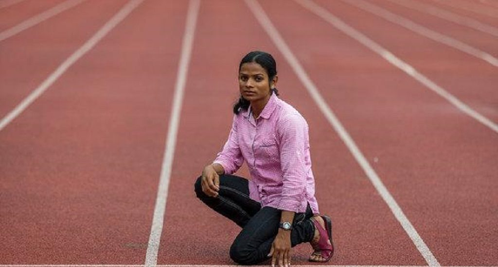 Dutee Chand makes it to 50 most powerful Indians list