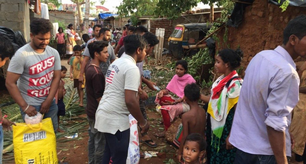 UBSS provides lifesaving assistance to cyclone Fani victims