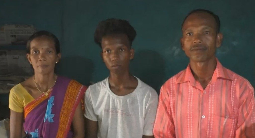 Mother-son duo clears class 10 exam