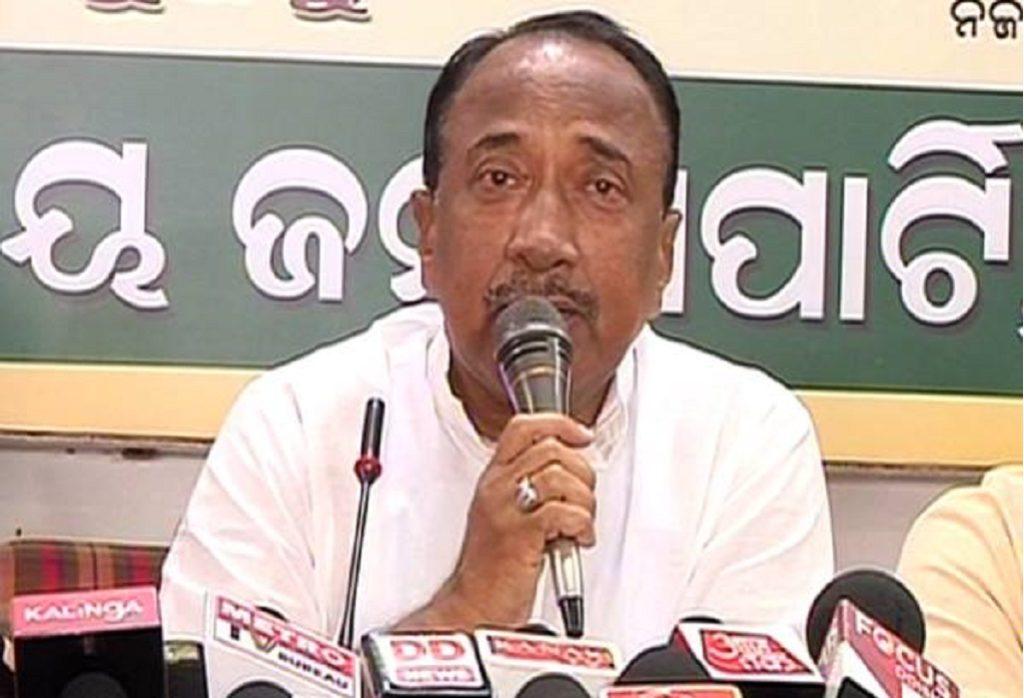 Bijoy Mohapatra battles heavy odds for political survival in Patkura