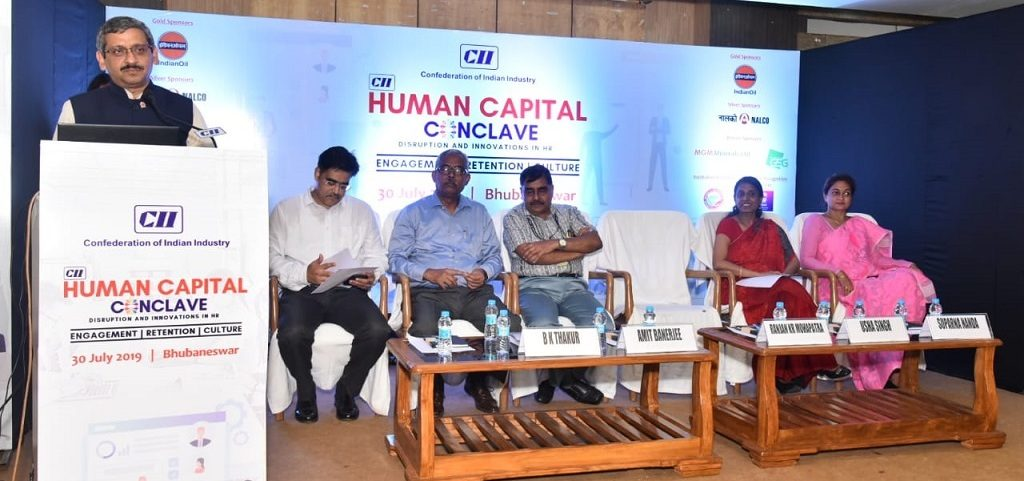 Evolving role of human resources discussed at CII conclave