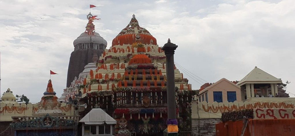 Devotees congregate at Puri for Rath Yatra