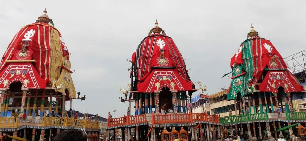 Public presence likely to be barred in Puri Rath Yatra