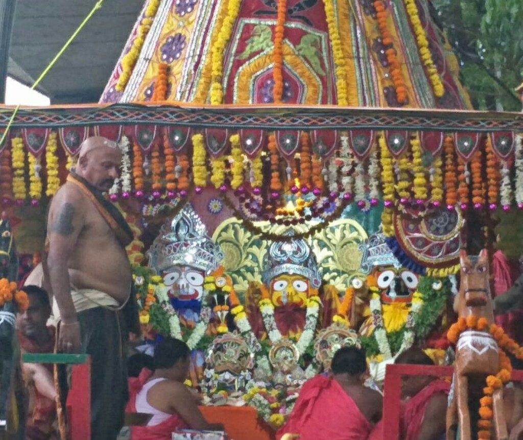 Hera Panchami to be performed in Gundicha Temple today