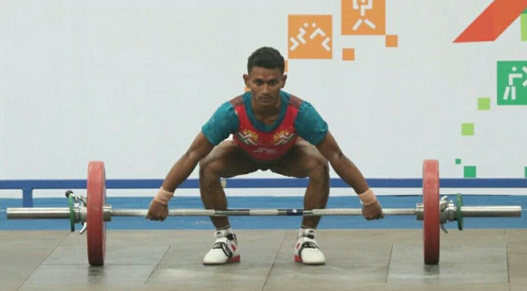 Odisha weightlifter bags gold in Commonwealth Championship