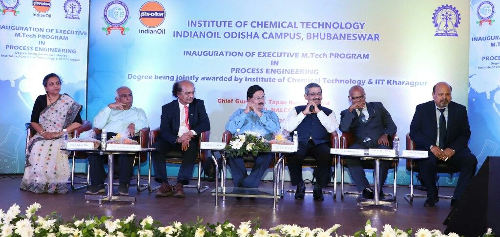 ICT Bhubaneswar launches masters course in process engineering