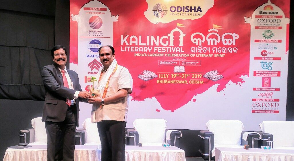 Three-day Kalinga literary festival ends