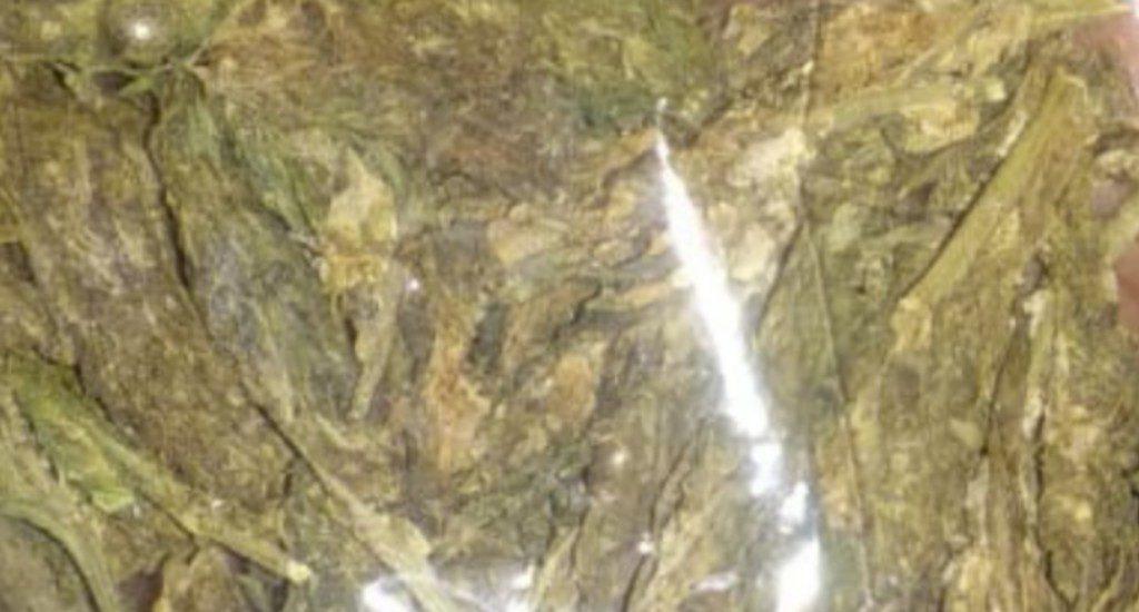 Police arrest two, seize 106 kg ganja near Muslipanga