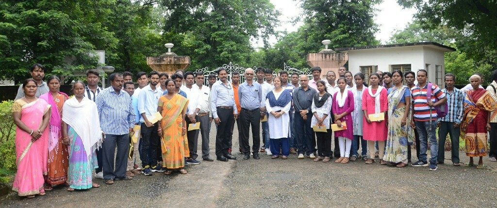 38 students receive financial aid from Rourkela Steel Plant