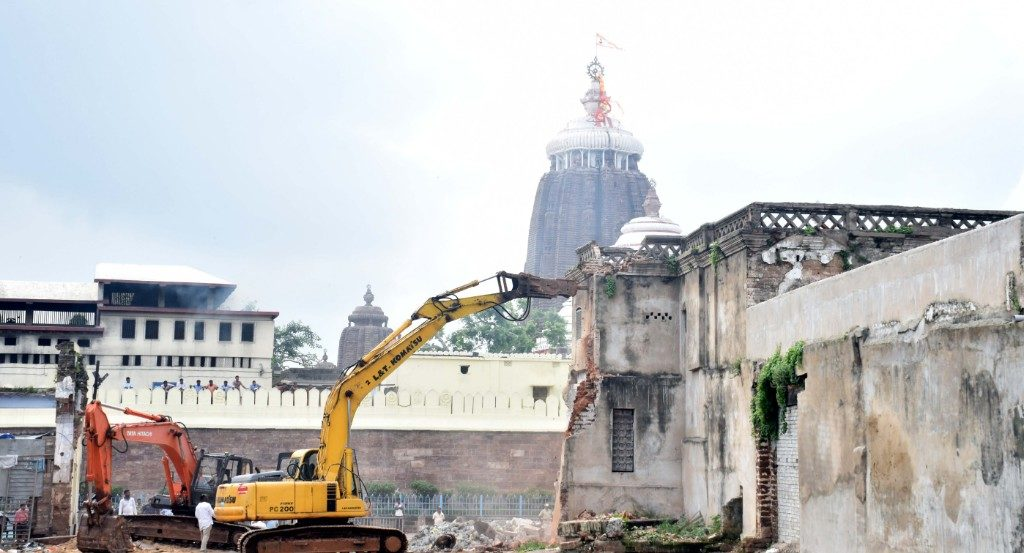 INTACH seeks conservation of Puri monasteries