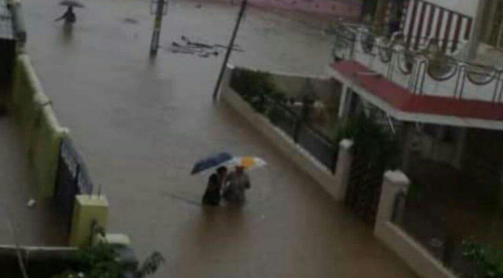 Over 2.5 lakh affected in Odisha flash floods