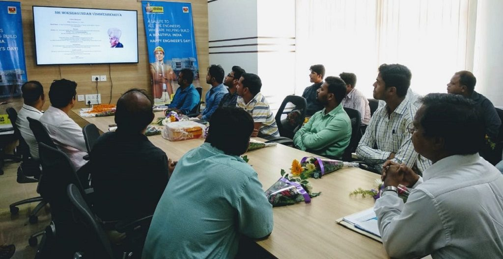 BSCL celebrates Engineer's Day