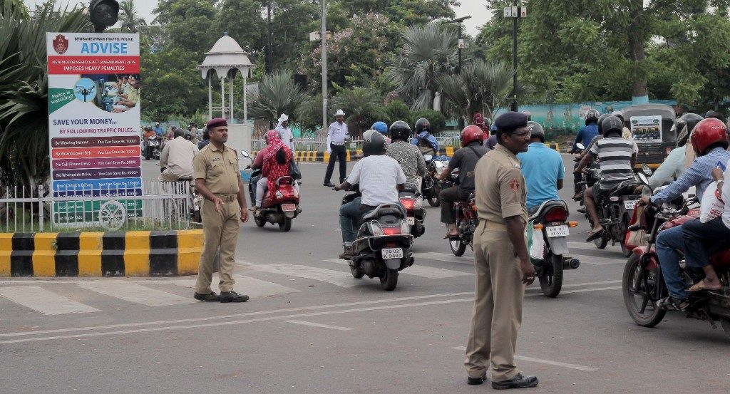 MV Act: Rights activists complain against cops levying arbitrary fines