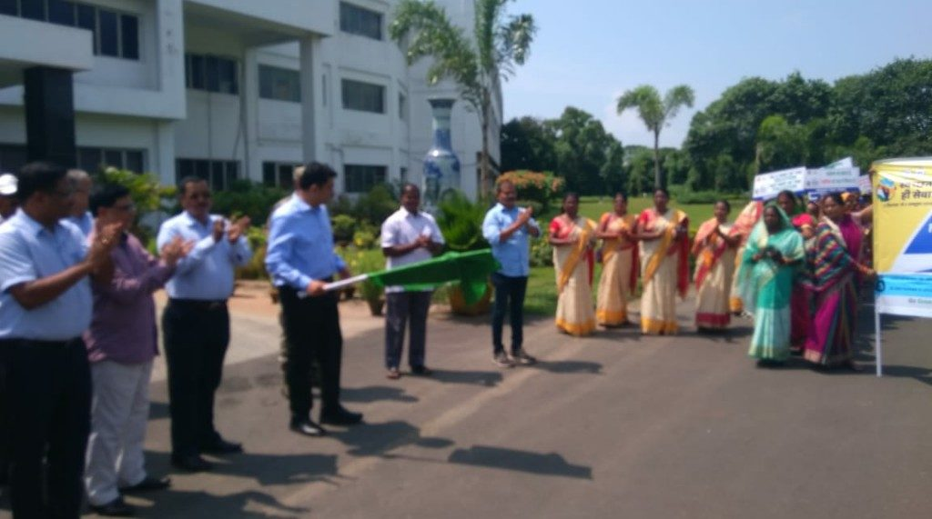 PPT launches a fortnight-long cleanliness awareness drive