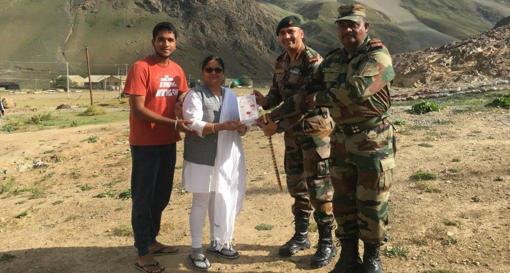 Kargil martyr from Kandiahat to have a memorial built in his name