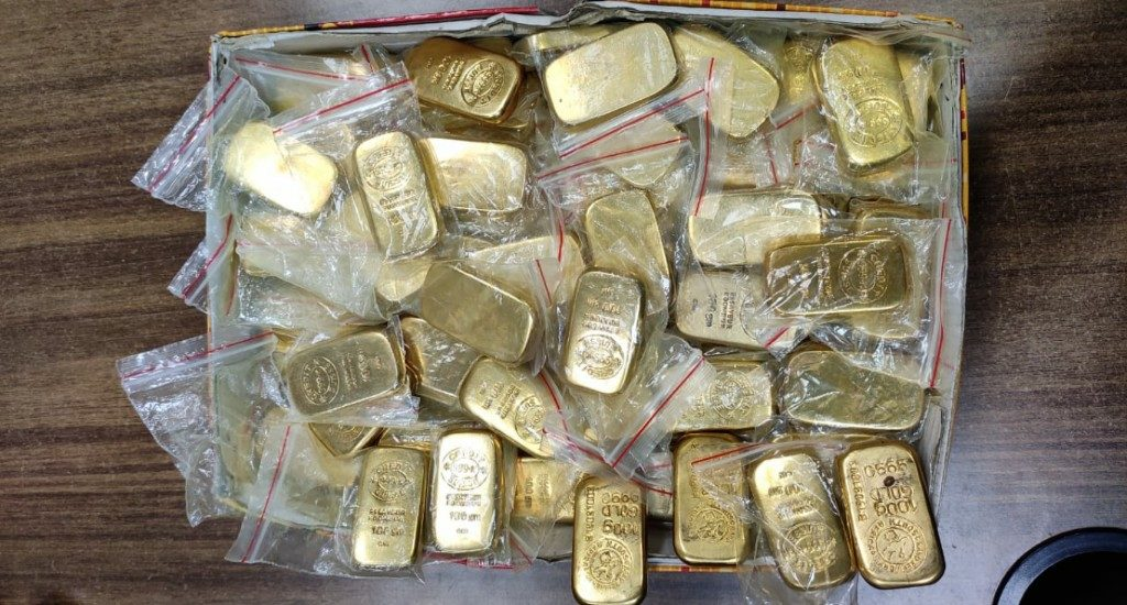Police seize Rs seven crore counterfeit currency, fake gold