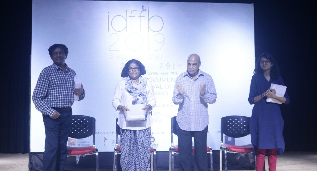 Documentary festival concludes with a bouquet of films