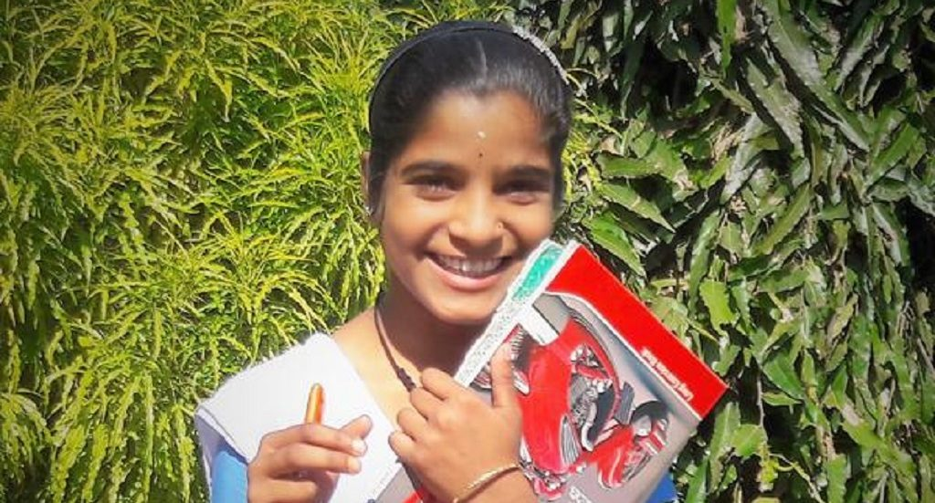 Kendrapara girl nominated for International Prize