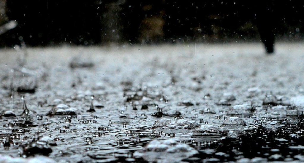 Low pressure area formed, heavy rain likely in weekend