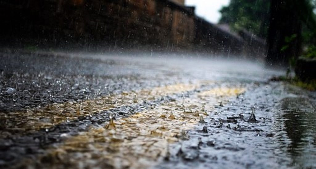 Heavy rainfall predicted from Sat due to low pressure area
