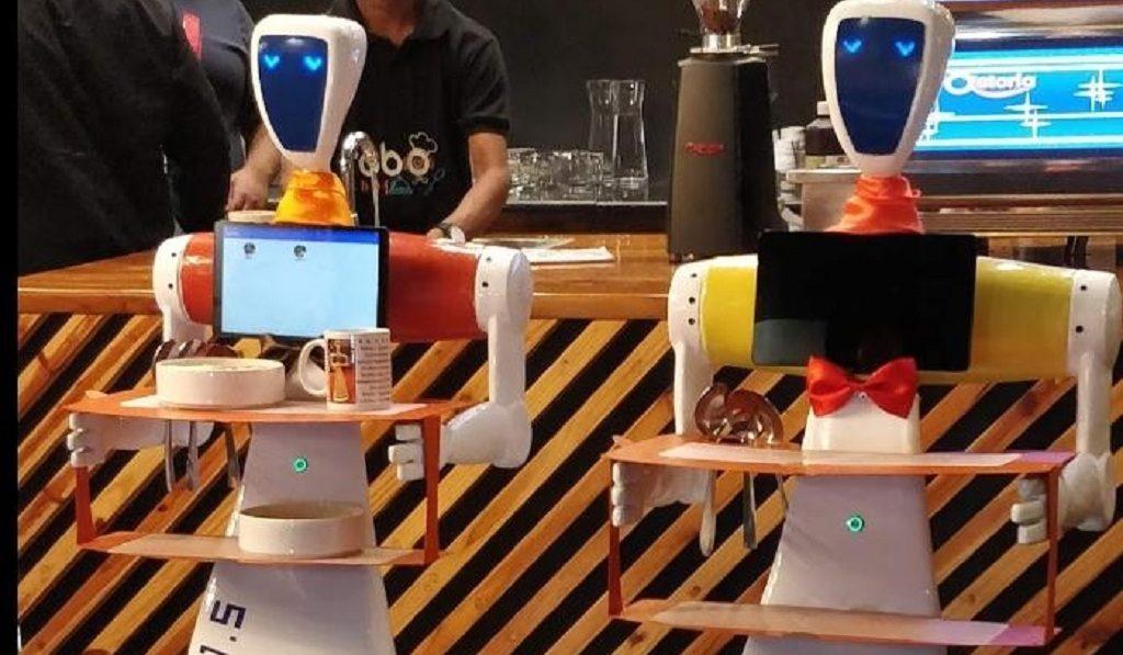 Bhubaneswar restaurant chips in robots to fight Coronavirus