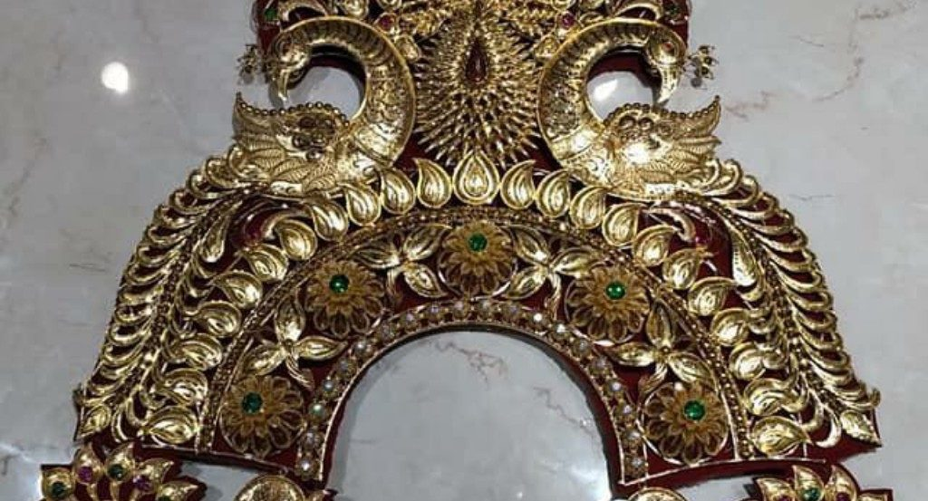 Saheed Nagar Durga idol in Bhubaneswar to adorn 2.5 kg gold crown