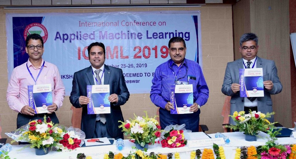 Two-day International conference begins at SOA deemed to be Univ