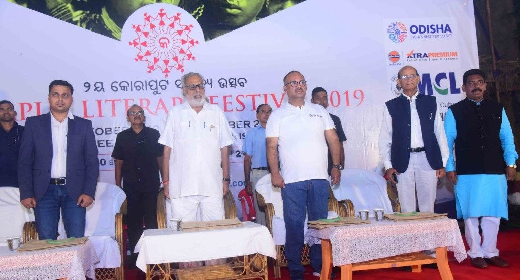 Literature is a very powerful weapon: Odisha governor in KLF 2019