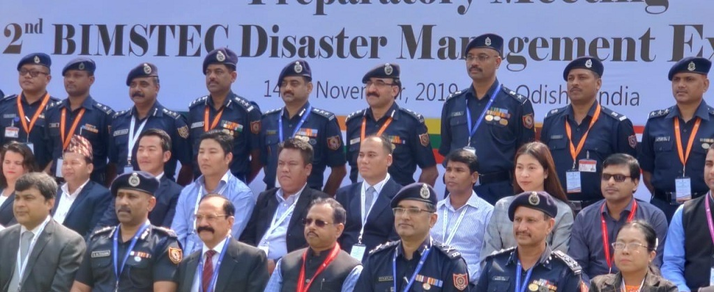 Preparatory meet underway to workout modalities for confernce on disaster