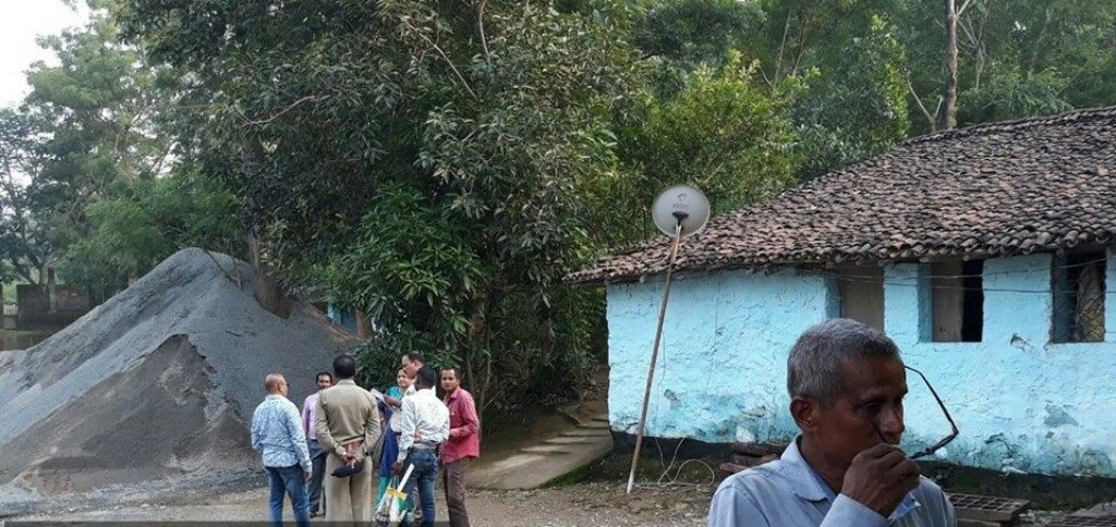 Probe into illegal mining at Bisra forest land on