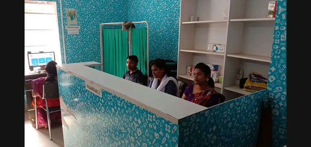 Digital dispensaries fail to deliver health services to tribals