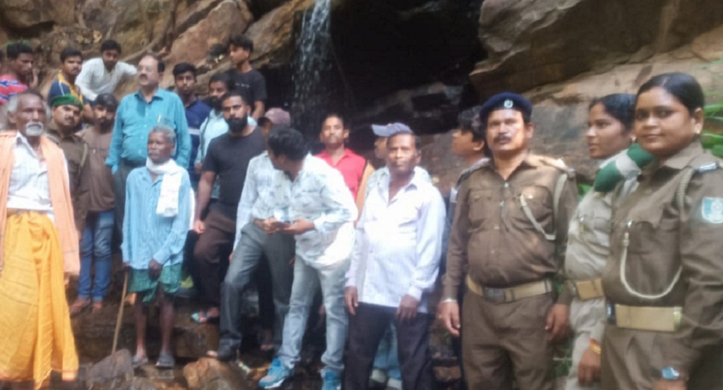 Locals demand ecotourism to promote natural waterfall in Titilagarh