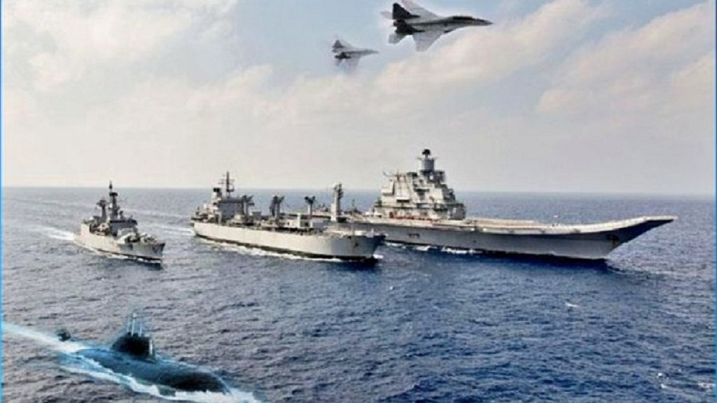 Naval forces lauded for strengthening sea route security