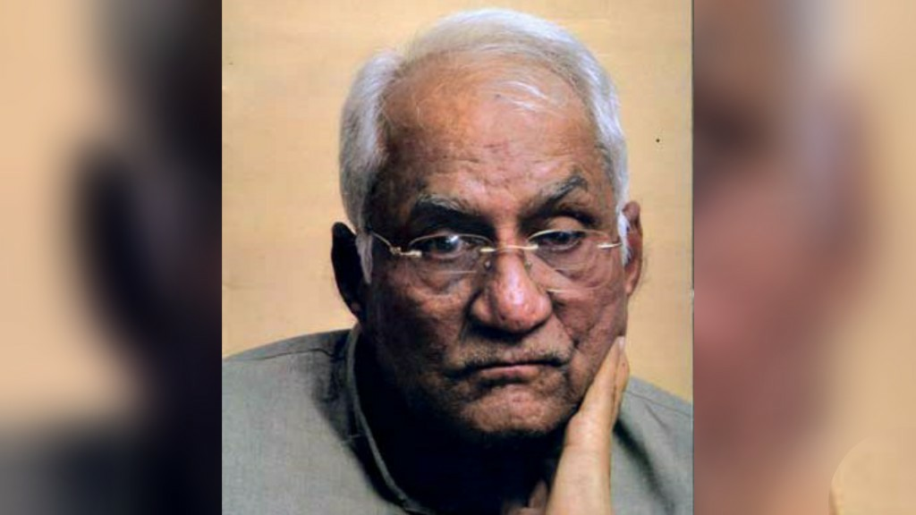 Hindi poet Viswanath Tiwari to receive Gangadhar National Award