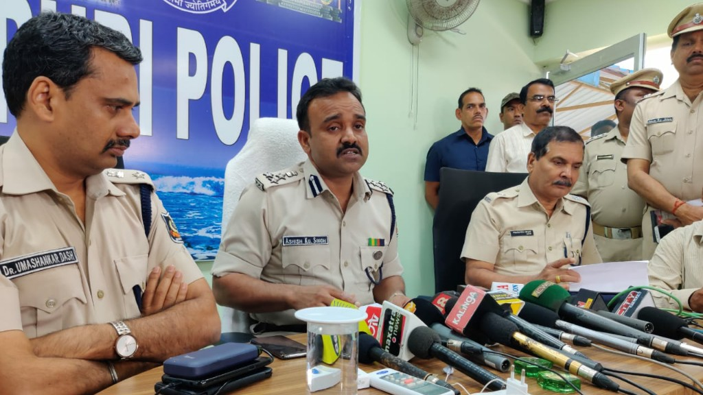 Puri gang rape case : police file chargesheet in 20 days timeframe