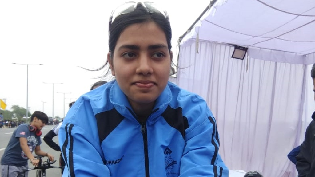 Swasti bags silver in cycling at South Asian Games meet